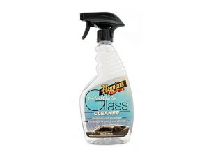 Meguiar's PURE CLARITY GLASS CLEANER - Płyn do mycia szyb 710 ml