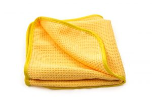LARE Gold Waffle Drying Towel - ręcznik do osuszania karoserii