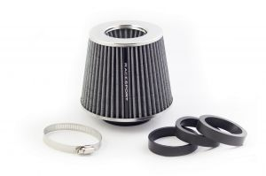 Race Sport Stream Air Filter Set Grey - Uniwersalny filtr stożkowy