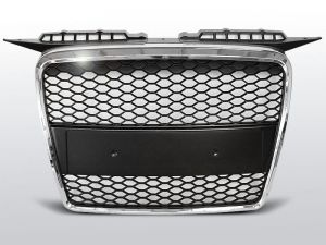 Grill (atrapa) AUDI A3 RS-TYPE 06.05-03.08 CHROME