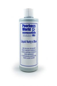 Poorboy's Liquid Natty's Blue 473ml