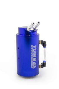 Turbo Works Oil Catch Tank 9mm Blue