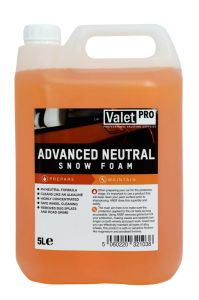 ValetPRO ADVANCED NEUTRAL SNOW FOAM 5L - PIANA AKTYWNA