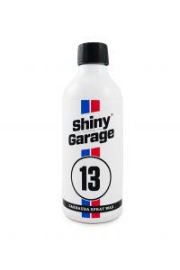 Shiny Garage Carnauba Spray Wax 500ml - Wosk w sprayu