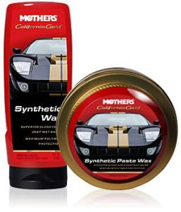 Mothers CALIFORNIA GOLD® SYNTHETIC WAX - Syntetyczny wosk w mleczku (473ml)