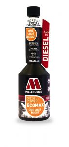 DODATEK DO OLEJU NAPĘDOWEGO MILLERS OILS DIESEL POWER ECOMAX ONE SHOT 250ml