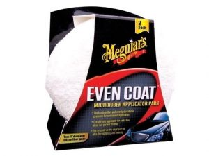 Meguiar's Even Coat Aplicator - Miękki aplikator (2-pack)
