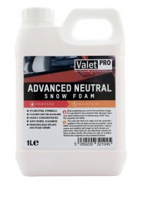 ValetPro ADVANCED NEUTRAL SNOW FOAM 1L - PIANA AKTYWNA