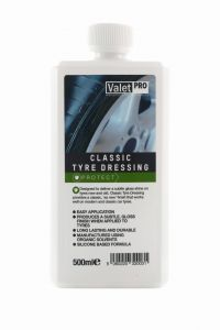 ValetPRO CLASSIC TYRE DRESSING 500ML - DRESSING DO OPON