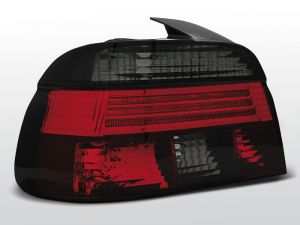 Lampa tylna BMW E39 09.95-08.00 RED SMOKE