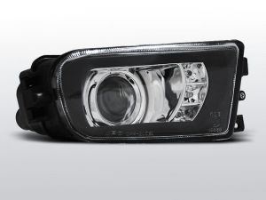 Halogeny BMW E39 09.95-06.03 Z3 96-02 BLACK LED