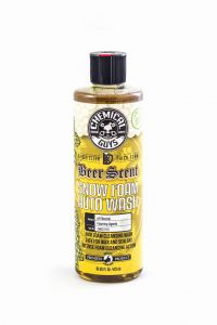 Chemical Guys Beer Scent Snow Foam Auto Wash 473ml - Piana aktywna o zapachu piwa