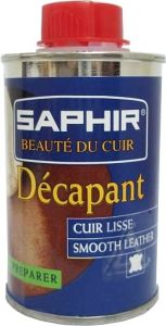 SAPHIR Decapant - Zmywacz do skor 100ml