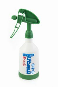 Kwazar Mercury Super 360 Pro+ 500ml Green - Opryskiwacz z atomizerem