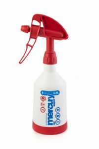 Kwazar Mercury Super 360 Pro+ 500ml Red - Opryskiwacz z atomizerem