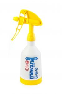 Kwazar Mercury Super 360 Pro+ 500ml Yellow - Opryskiwacz z atomizerem