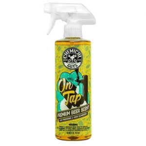 Chemical Guys Beer Tap Air Freshner 473ml - Zapach kufla piwa