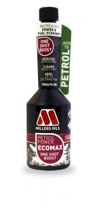 DODATEK DO PALIWA MILLERS OILS PETROL POWER ECOMAX ONE SHOT 250ml