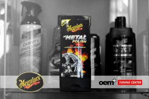 Meguiar's ALL METAL POLISH (236ml) - Pasta do polerowania metalu