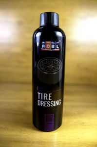 ADBL Tire Dressing 500ml - Satynowy dressing do opon