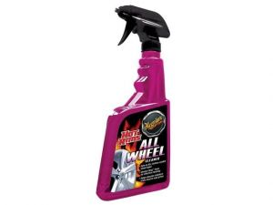 Meguiar's HOT RIMS ALL WHEEL & TIRE CLEANER - Płyn do czyszczenia felg 710 ml