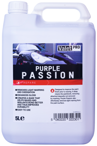 ValetPRO - Purple Passion 5l - POLITURA