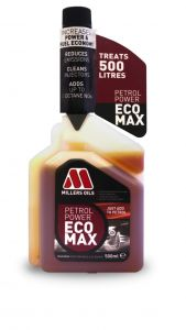 DODATEK DO PALIWA MILLERS OILS PETROL POWER ECOMAX 500ml