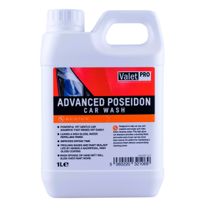 ValetPRO Advanced Poseidon car Wash 1L SZAMPON