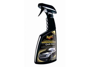 Meguiar's GOLD CLASS QUIK WAX - Wosk w sprayu 473 ml