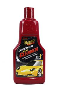 Meguiar's Deep Crystal Paint Cleaner Step 1 - 473ml