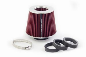 Race Sport Air Filter Set Red - Uniwersalny filtr stożkowy